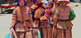 ONE DAY TOUR TO BAC HA MARKET SAPA