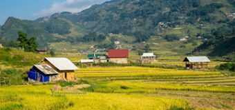 SAPA 3 DAYS 4 NIGHTS BY TRAIN (MEDIUM TREKKING)