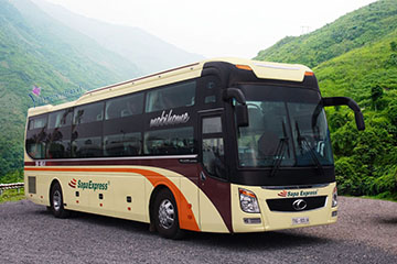 SAPA EXPRESS BUS ( 38 SEATS )