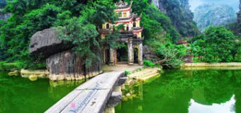 ONE DAY TOUR HOA LU-TAM COC-BICH DONG CAVE