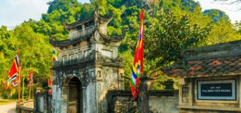 ONE DAY TOUR HOA LU-TAM COC-MUA CAVE BY LIMOUSINE BUS