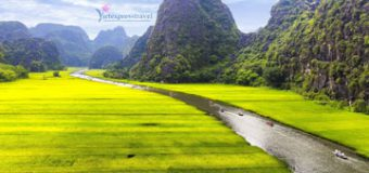 ONE DAY TOUR HOA LU-TAM COC BY LIMOUSINE LUXURY BUS