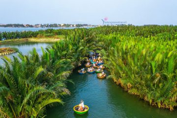 HOI AN DAY TOUR AT CAM THANH COCONUT VILLAGE