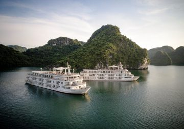 HALONG PARADISE ELEGANCE CRUISE ( 3 DAYS – 2 NIGHTS )